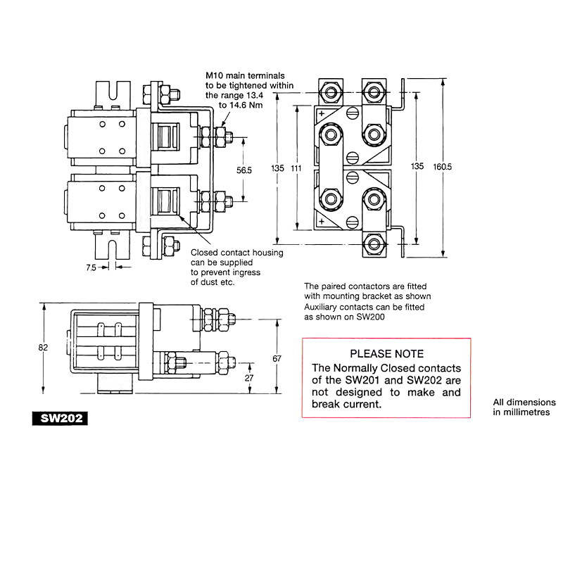 wiring diagram for reversing contactor efcaviation